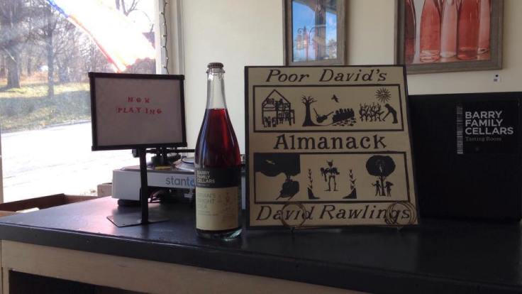 Vinyl and Wine Pairings.